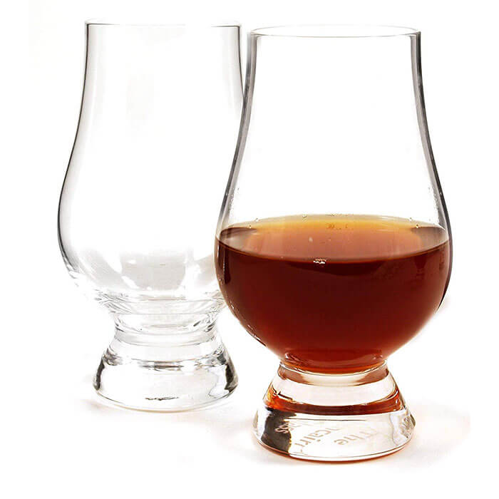 Glencairn Glass Crystal Whiskey Glass Set