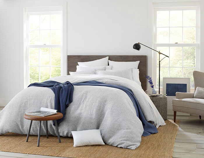 Riley Home Cotton Coverlet