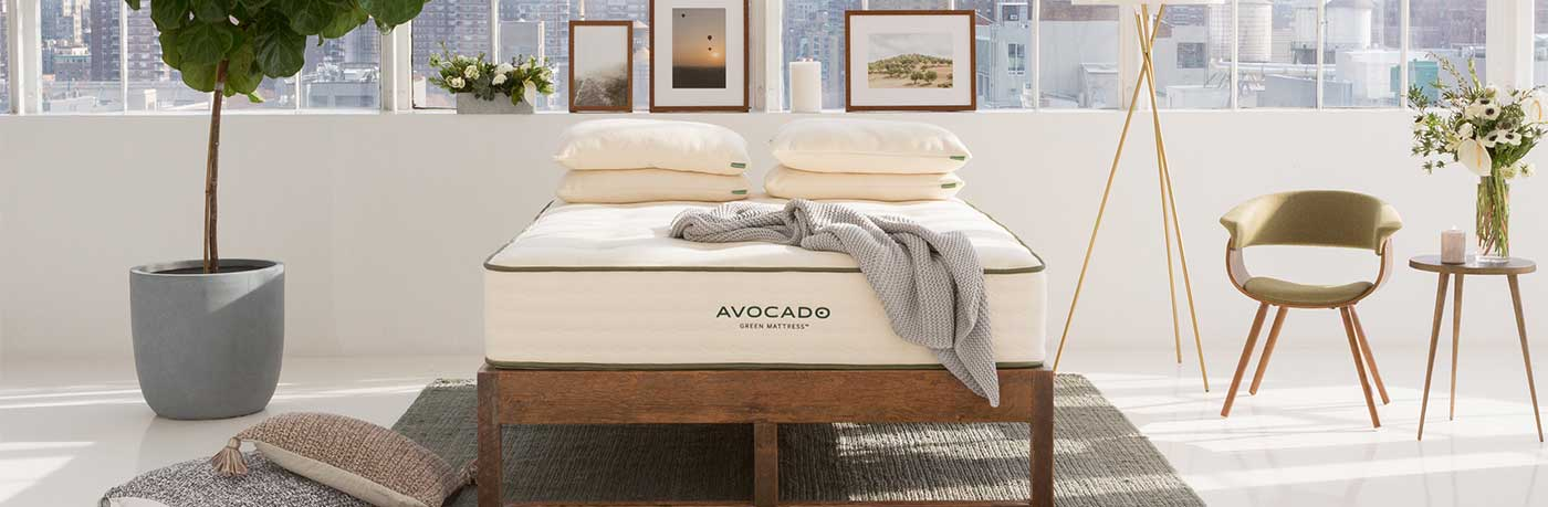 Avocado mattress -