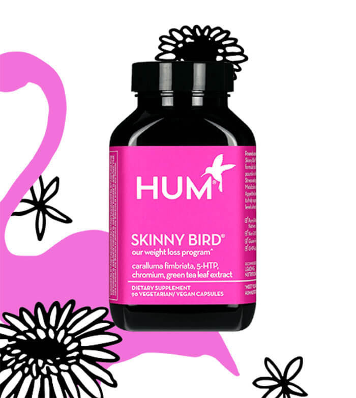 HUM Nutrition Skinny Bird All Natural Weight Loss Program