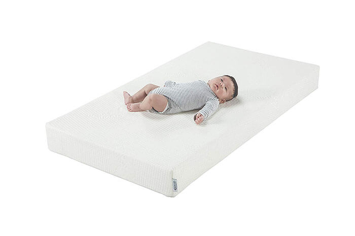 Storkcraft Graco Natural Organic Crib Mattress