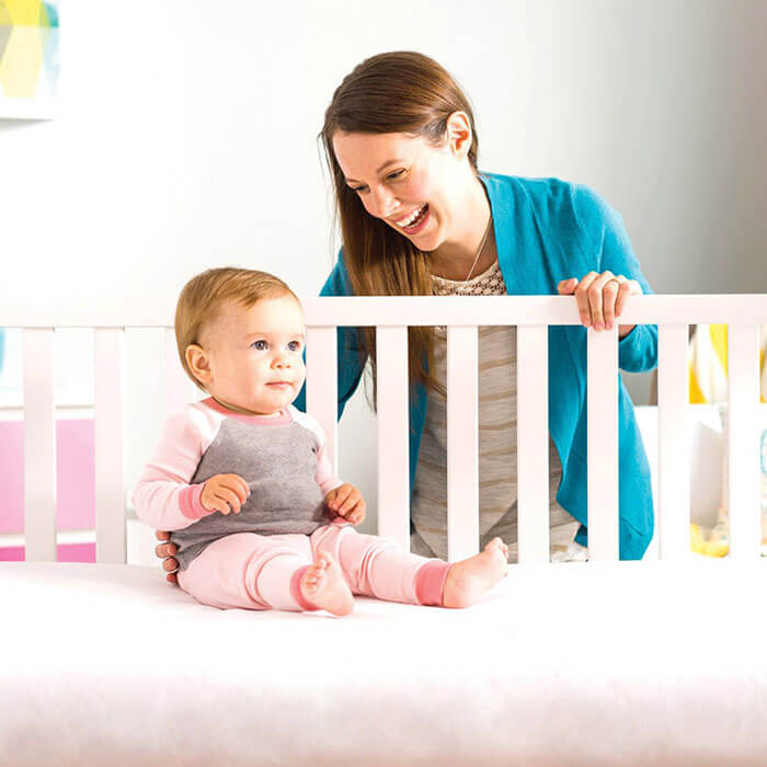 Lullaby Earth Non-Toxic Healthy Suport Crib Mattress