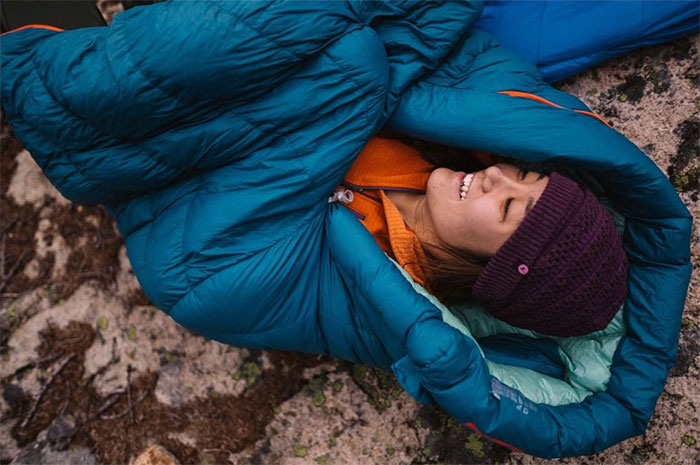 Marmot Trestles 15 Cold Weather Mummy Sleeping Bag