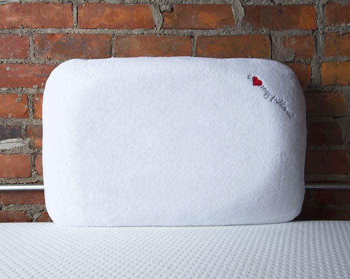 I Love My Pillow Signature Contour Pillow