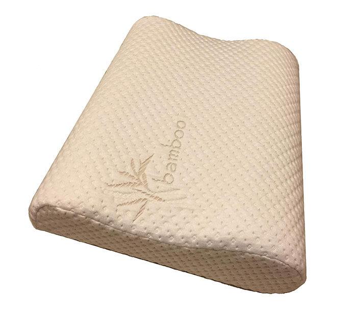 Perform Pillow Contour Pillow