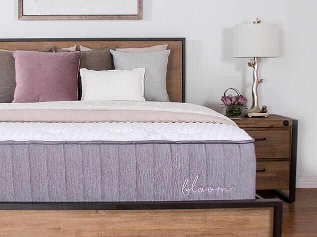 Brooklyn Bedding Bloom Hybrid Mattress