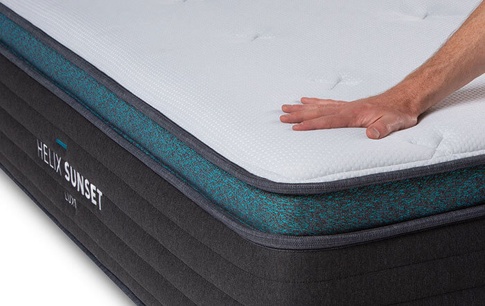 Helix Sleep Sunset Luxe Mattress