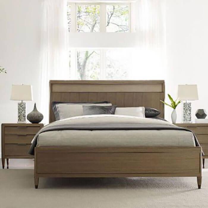 La-Z-Boy AD Modern Classics Craven Queen Platform Bed