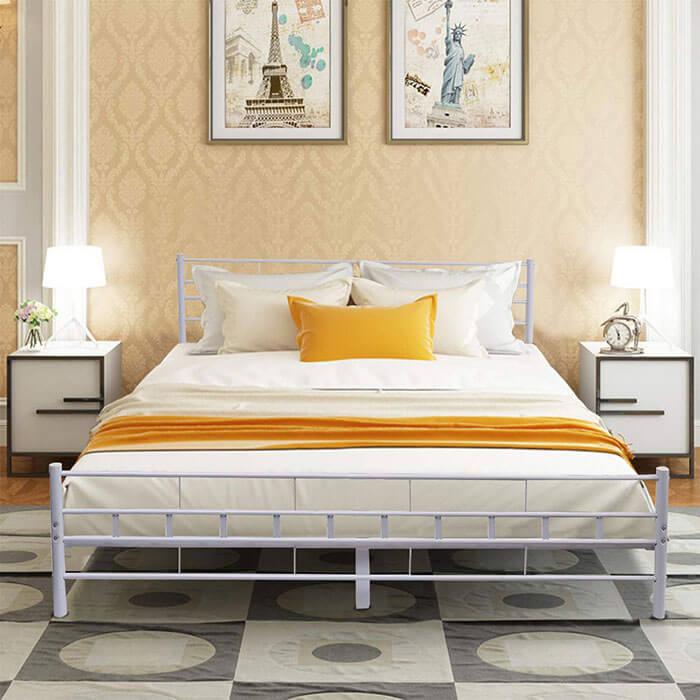 Giantex Platform Bed