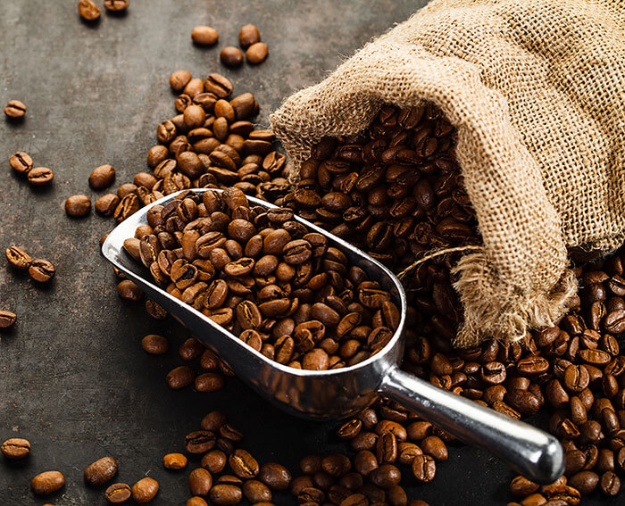 Volcanica Organic Coffee Blends