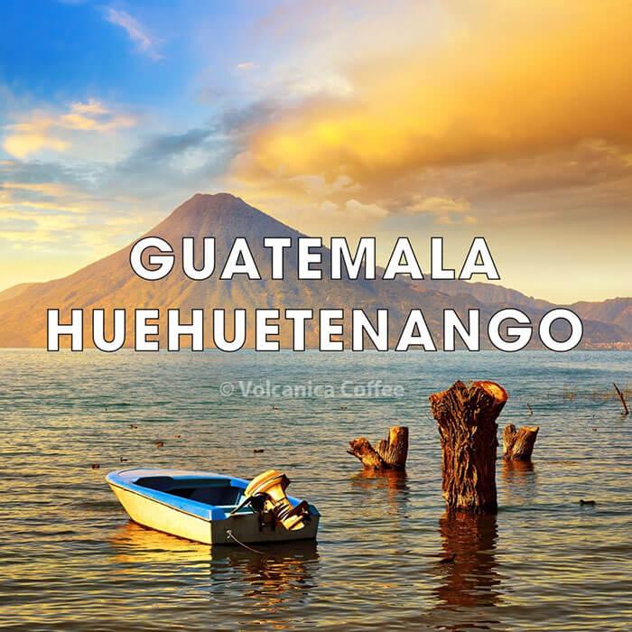 Volcanica Guatemala Organic Coffee