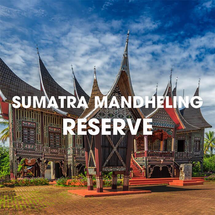 Volcanica Sumatra Mandheling Reserve Coffee
