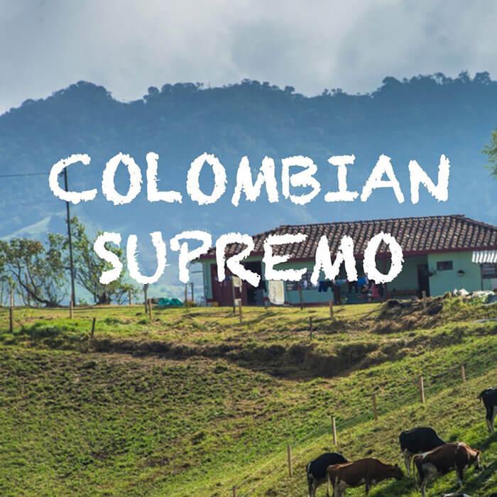 Volcanica Colombian Supremo Coffee