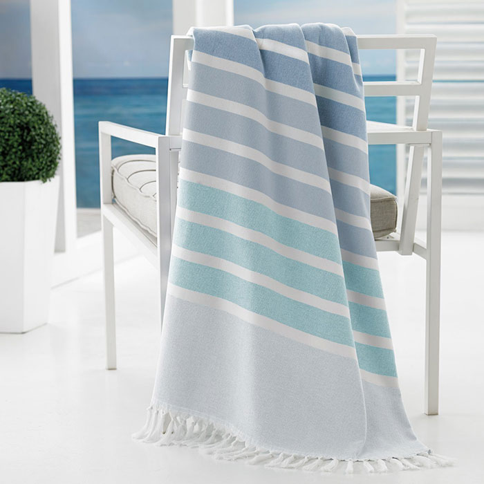 Luxor Linens Coast Rei Beach Towels