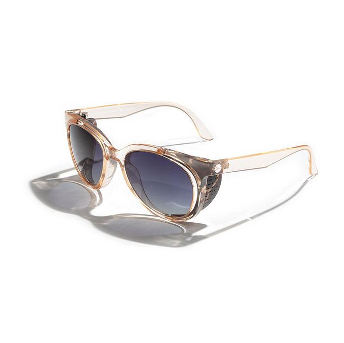 Sunski Gondola Champagne Orange Polarized Sunglasses