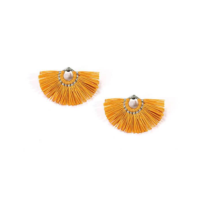 Wakami Fan Earrings