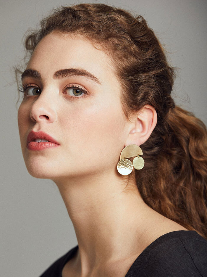 ABLE Form Earrings