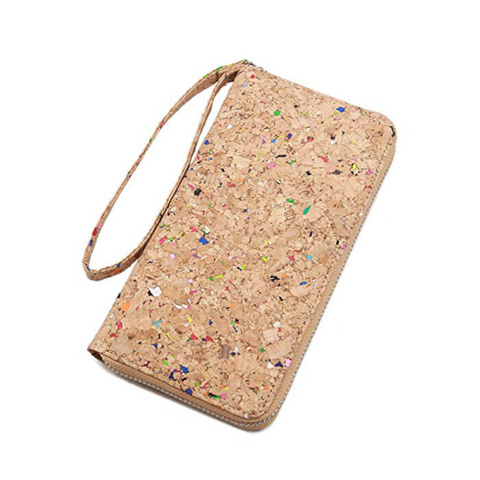 Lam Gallery Vegan Cork Clutch