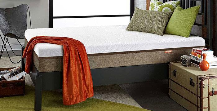 Live and Sleep Luxury Memory Foam Mattress