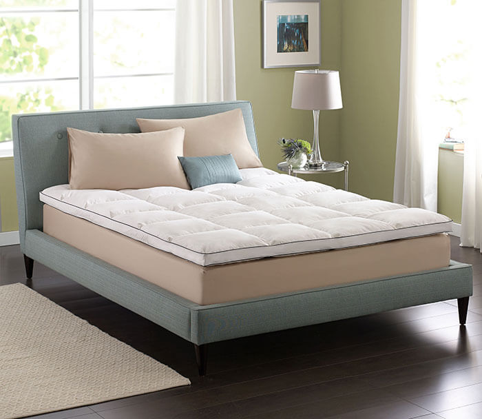 Pacific Coast Feather Superloft Mattress Topper
