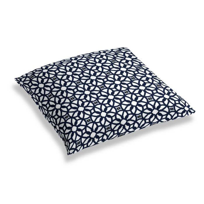 Loom & Decor Simple Outdoor Floor Pillow