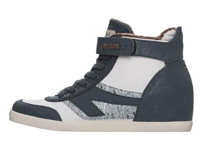 MOVMT Jade Vegan Wedge Sneaker