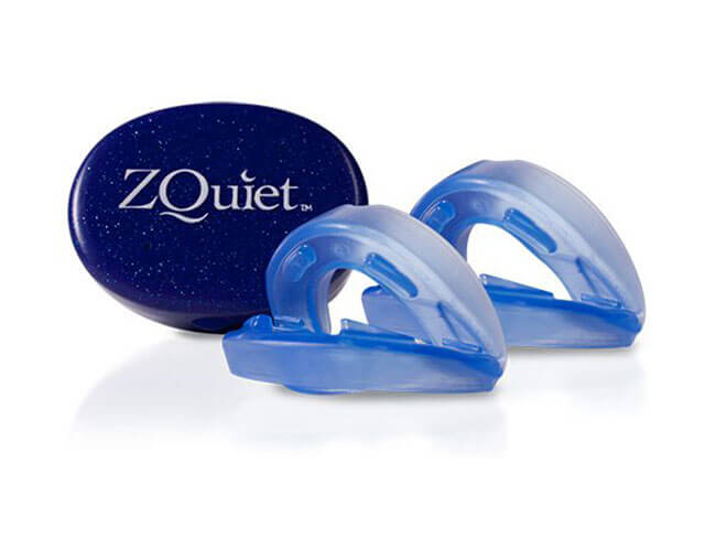 ZQuiet Anti-Snoring Mouthpiece