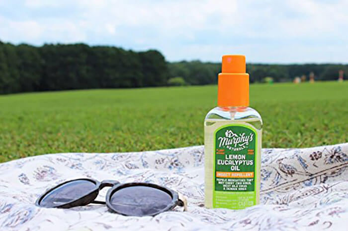 Murphy's Naturals Lemon Eucalyptus Oil Insect Repellent