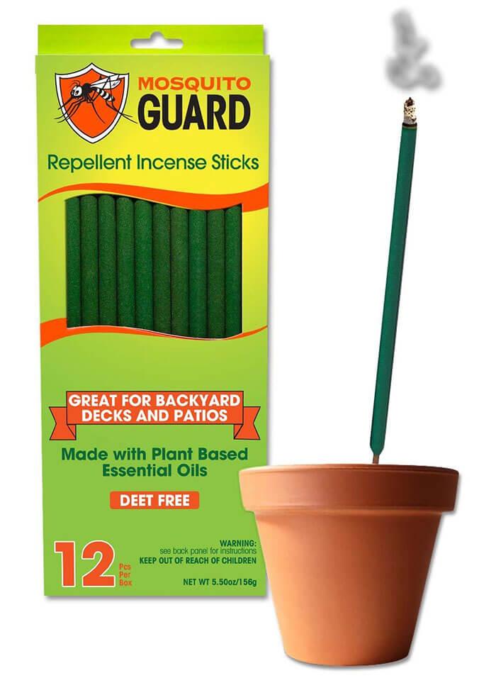 Mosquito Guard Incense Repellent Sticks