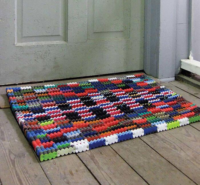 Viva Terra Recycled Flip Flop Doormat
