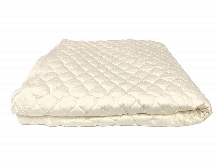 OrganicTextiles Premium Organic Cotton Mattress Pad