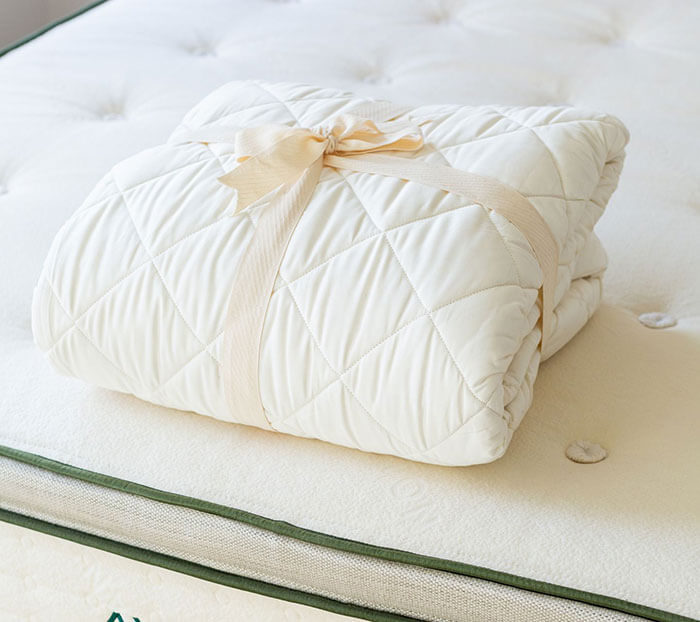 Avocado Mattress Organic Cotton Mattress Pad