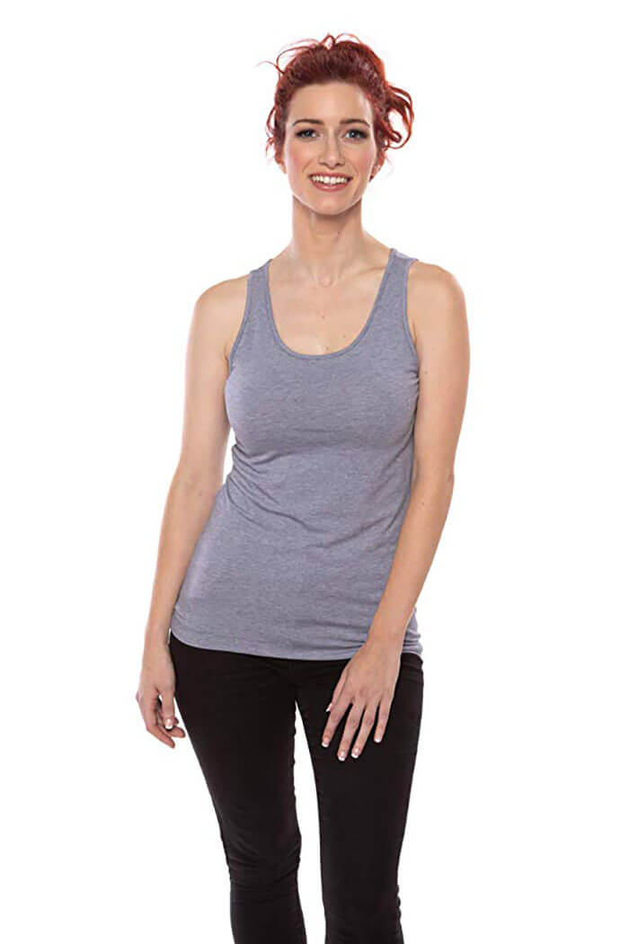 TexereSilk Women's Bamboo Sleeveless Top