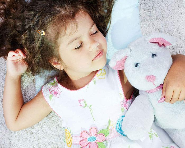 Mother Sheep Organics Toddler Pillow