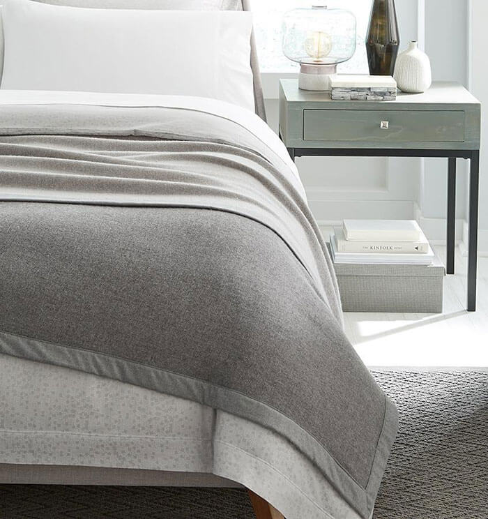 Fig Linens and Home Wool Blanket