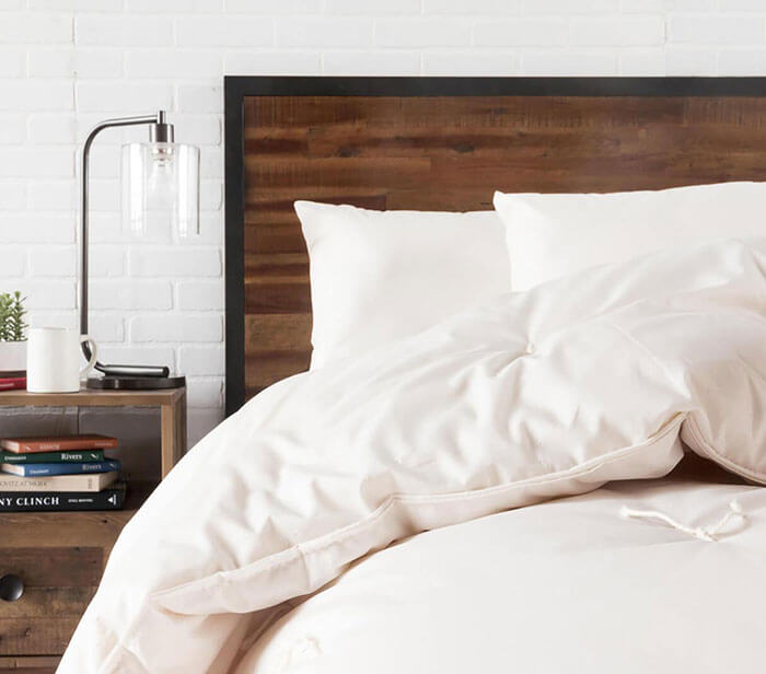 Keetsa Frankenmuth Woolen Mill Wool Comforter