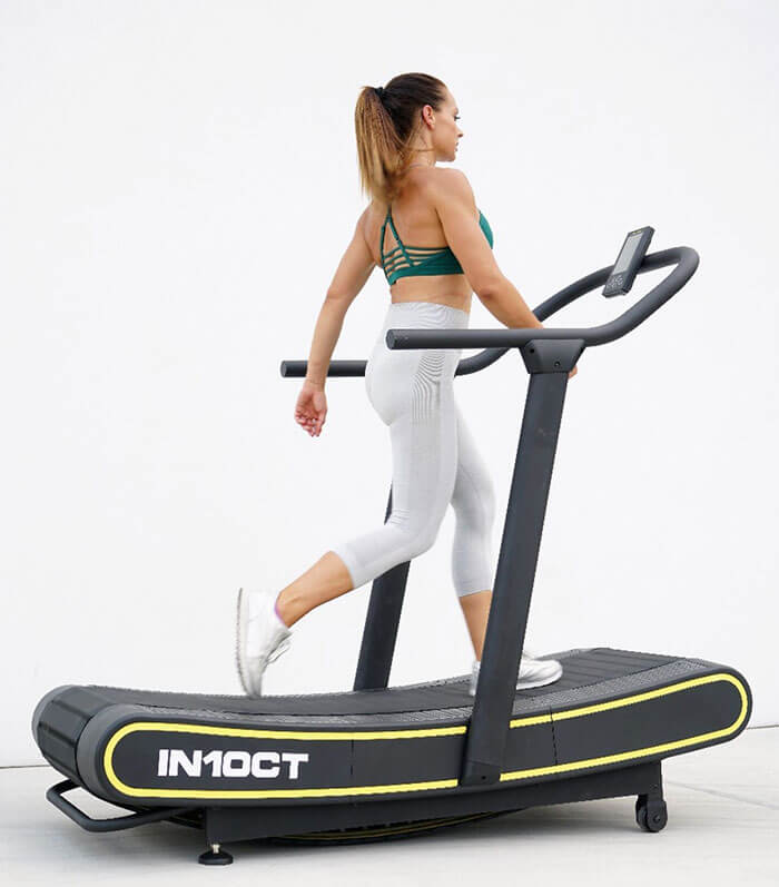 Performance Health IN10CT Curved Manual Treadmill
