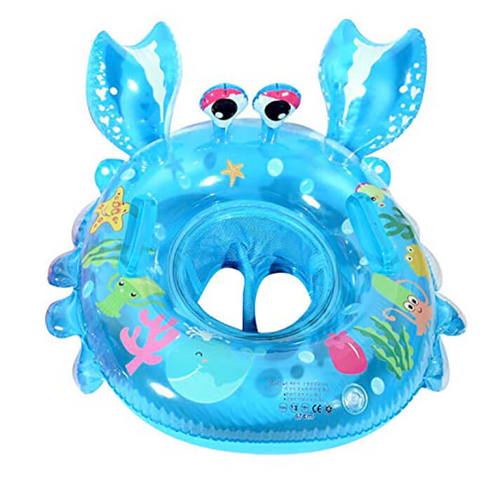 UCLEVER Inflatable Baby Pool Float