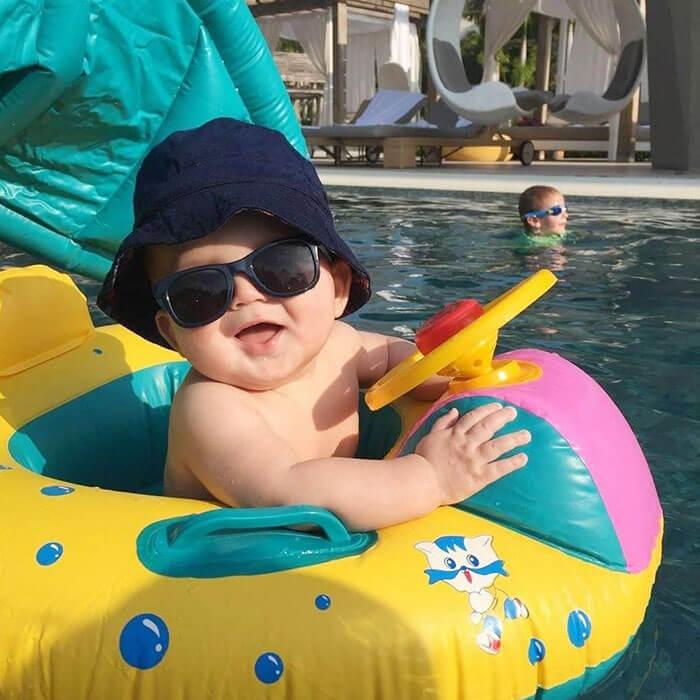 Punada Baby Pool Float
