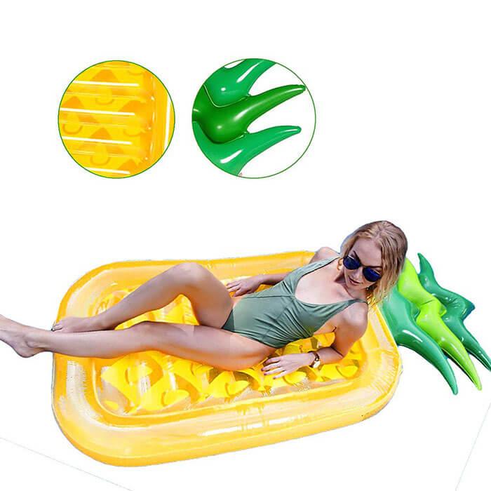 Delifur Pineapple Pool Float