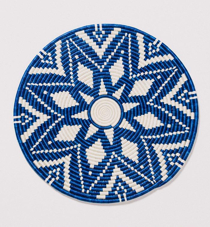 Made Trade KAZI Lake Tumaini Jumbo Wall Disc