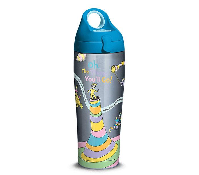 Tervis Dr. Seuss Stainless Steel Water Bottle
