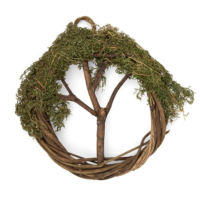 Ten Thousand Villages Back to Nature Wreath