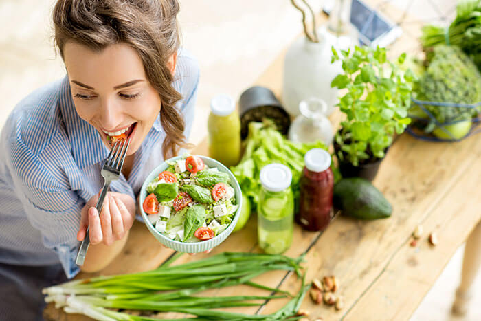 Vegin' Out Organic Health Food Meal Service