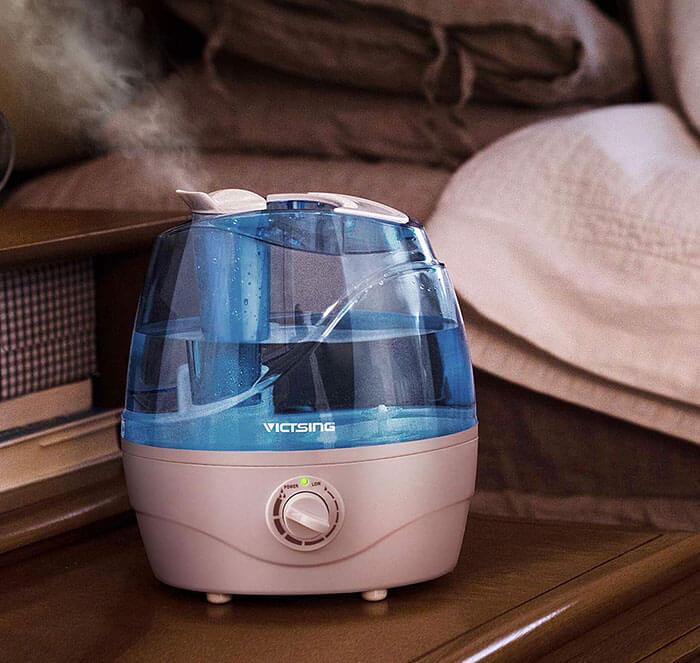Homasy VicTsing Cool Mist Humidifier
