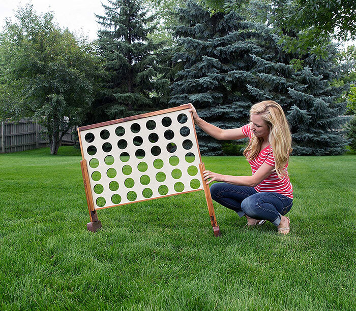 Yard Games Giant Connect Four