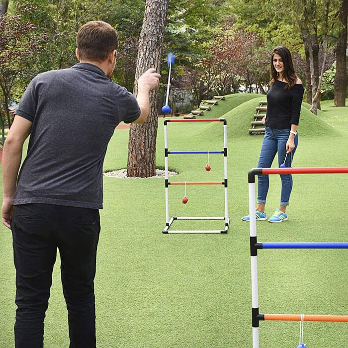 Abco Tech Ladder Toss Yard Game