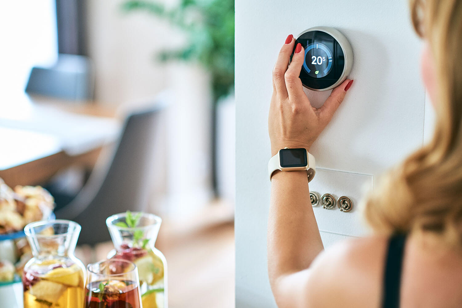 Eco-Friendly Smart Thermostats