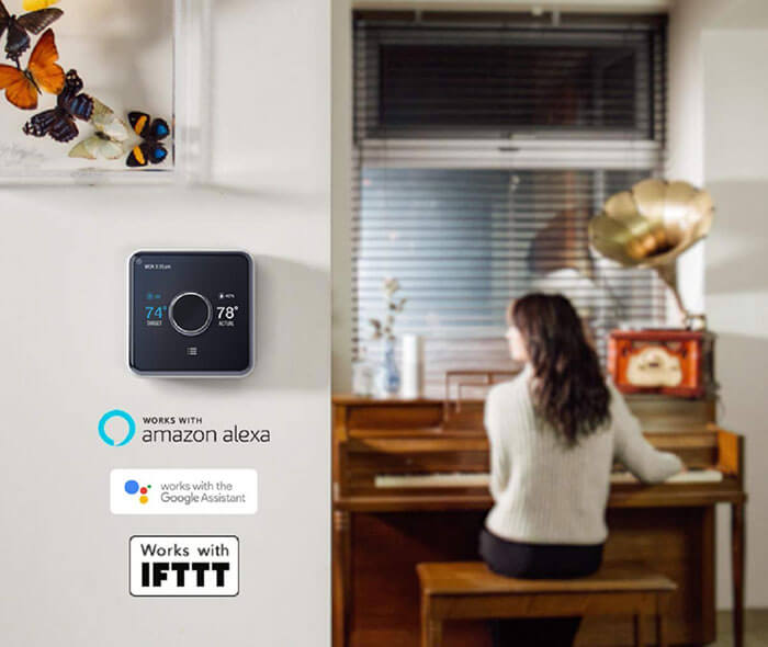 Hive Heating and Cooling Smart Thermostat Pack