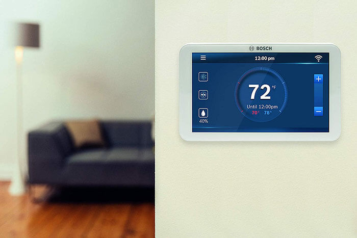Bosch Connected Control Smart Phone Wi-Fi Thermostat